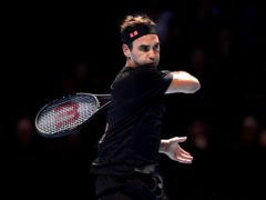 Roger Federer is due to play in the Qatar Open this week (John Walton/PA)