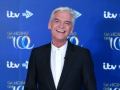The Phillip Schofield-hosted gameshow The Cube will return to ITV later this year, the channel said (Ian West/PA)