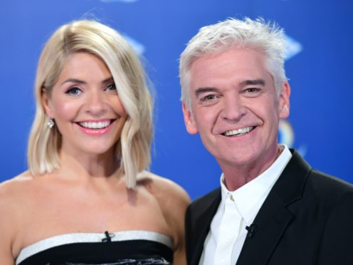 Presenters Holly Willoughby and Phillip Schofield (Ian West/PA)