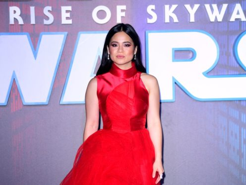 Kelly Marie Tran (Ian West/PA)