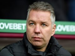 Darren Ferguson's Peterborough are level on points with League One leaders Hull (Anthony Devlin/PA)