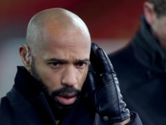 Thierry Henry will disable all of his social media accounts on Saturday (Richard Sellers/PA)