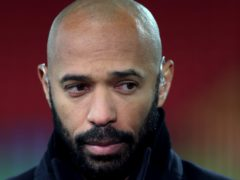 """Thierry Henry has described current levels of racism and bullying on online platforms as """"too toxic to ignore"""" (Richard Sellers/PA)"""