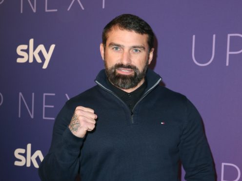 Ant Middleton came in for criticism over comments he made last year (Isabel Infantes/PA)