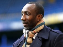 Jimmy Floyd Hasselbaink and Burton enjoyed another victory (John Walton/PA)