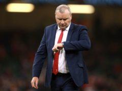 Wales head coach Wayne Pivac (Adam Davy/PA)