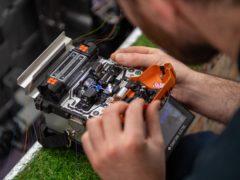A legal challenge held up broadband rollout (Joe Giddens/PA)