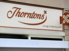 Thorntons has announced plans to close all its 61 stores (Mike Egerton/PA)