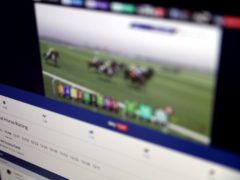 Some gamblers turned to virtual racing during the first coronavirus lockdown (Scott Wilson/PA)