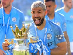 Aguero has enjoyed a highly successful and prolific career at Manchester City (Gareth Fuller/PA)