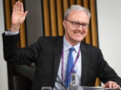 Lord Advocate, James Wolffe QC has been asked to give further evidence to a Holyrood inquiry (Jeff J Mitchell/PA)