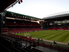 The Parken stadium in Copenhagen will be able to hold at least 11,000 spectators for each Euro 2020 match this summer, the Danish government has said (PA)