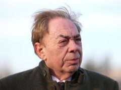 Andrew Lloyd Webber (Nigel French/PA)
