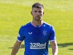 On-loan Rangers striker Jordan Jones. could return for Sunderland against Oxford (Jeff Holmes/PA)