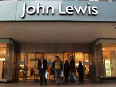 John Lewis announced a fresh wave of job cuts on Wednesday (Yui Mok/PA)