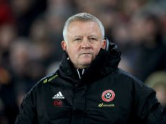 Sheffield United manager Chris Wilder has left the club (Mike Egerton/PA)