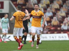 Declan Gallagher is aiming to return to the Motherwell team (PA)