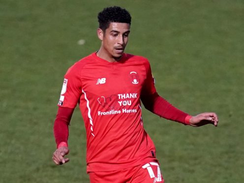 Louis Dennis will miss out for Leyton Orient on Saturday but could return to contention next weekend (John Walton/PA)