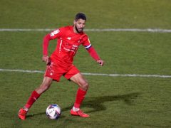 Jobi McAnuff is happy with his dual role at Leyton Orient (John Walton/PA)