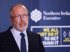 Professor Ian Young (Kelvin Boyes/Press Eye/PA)