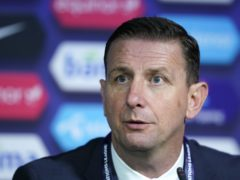 """Ian Baraclough said Dion Charles' call-up showed Northern Ireland's squad was """"not a closed shop"""" (Fredrikh Hagen/PA)"""