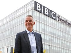 BBC director general Tim Davie, pictured, has been asked to explain the decision to agree a broadcasting deal with an MMA promotion (PA)