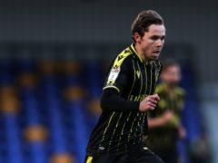 Bristol Rovers attacker Sam Nicholson has a hip issue (Kieran Cleeves/PA)