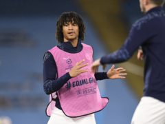 Nathan Ake is the only player currently unavailable for Manchester City (Peter Powell/PA)