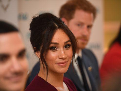 The Duchess of Sussex (Jeremy Selwyn/Evening Standard)