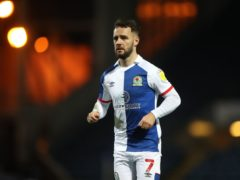 Blackburn are set to be without top-scorer Adam Armstrong against Swansea (Martin Rickett/PA)