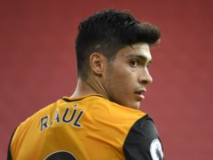 Raul Jimenez scored 27 goals in all competitions for Wolves last season (Peter Powell/PA)