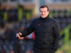 Mark Cooper faces a number of late fitness decisions for Forest Green (Simon Galloway/PA)