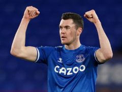 Everton defender Michael Keane believes manager Carlo Ancelotti is the key factor in their push for the top four (Jon Super/PA)