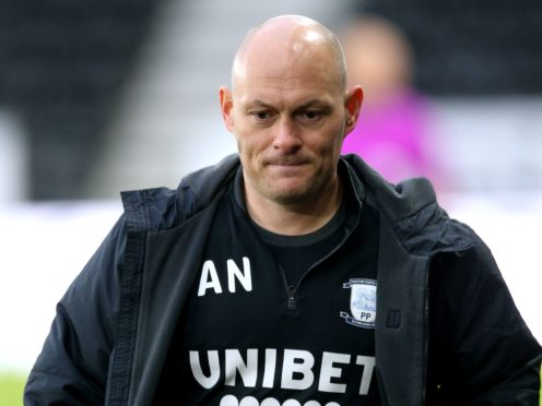 Alex Neil has been without several players in recent weeks (Nigel French/PA)