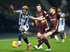 West Brom winger Grady Diangana has been struggling with illness (Shaun Botterill/PA)