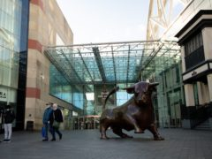 Bullring owner Hammerson has revealed major plunges in rents across its portfolio (Jacob King/PA)