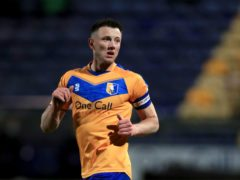 Mansfield captain Ollie Clarke could be in line for a recall (Mike Egerton/PA)