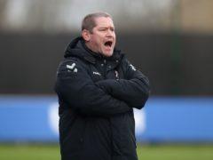 Matt Beard took temporary charge at Bristol City in January (Martin Rickett/PA)