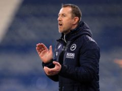 Millwall manager Gary Rowett has no fresh injury concerns (Mike Egerton/PA)
