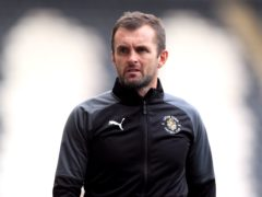 Nathan Jones' Luton beat Coventry (Mike Egerton/PA)