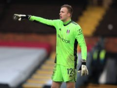Fulham goalkeeper Marek Rodak has a finger injury (Mike Egerton/PA)