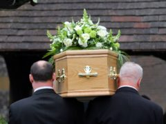 Independent Age said funding on bereavement services should be prioritised by the Government (PA)