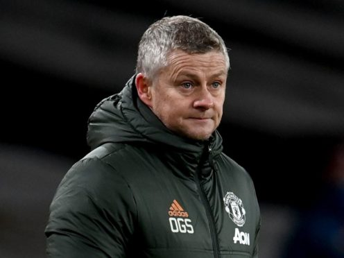 Ole Gunnar Solskjaer takes Manchester United to the Etihad on Sunday (Andy Rain/PA)