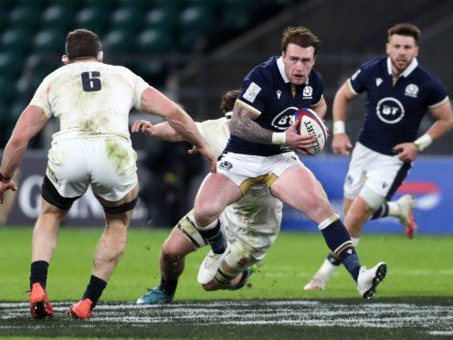 Scotland won at Twickenham (David Davies/PA)
