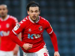 Jake Forster-Caskey is a doubt for Charlton (Barrington Coombs/PA)