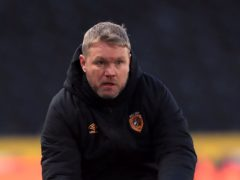 Grant McCann wants Hull to keep improving (Mike Egerton/PA)