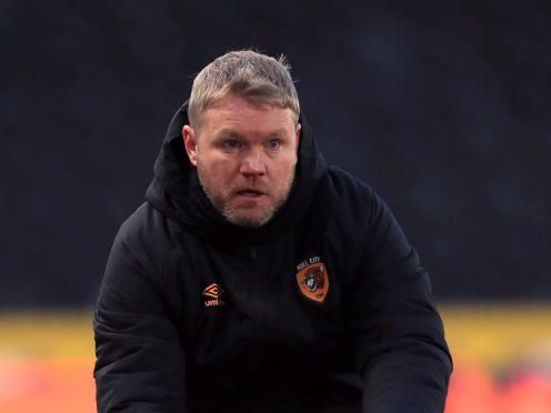 Grant McCann wants Hull to keep improving (Mike Egerton/PA)