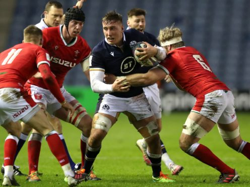 Scotland's Matt Fagerson will not feature in Paris (Jane Barlow/PA)