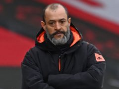 Nuno Espirito Santo admitted he misses the chance to catch up with managers after a game (Andy Rain/PA)