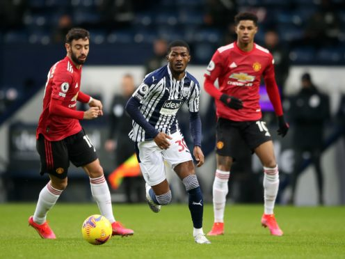 Ainsley Maitland-Niles joined West Brom on loan in January (Nick Potts/PA)